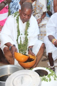 La Homowo Communion